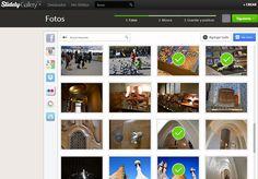 Slide.ly para crear galerías de imágenes para tu blog