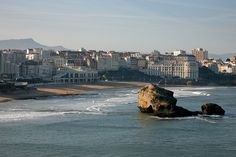 Biarritz. Iparralde. French Basque Country. © Inaki Caperochipi Photography