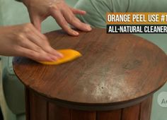 Here are a few household uses for orange peels that will save you time and money.