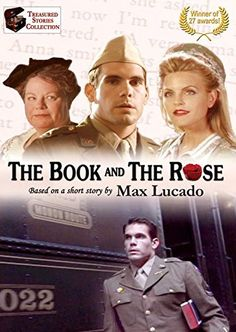 """The Book and the Rose A Short film based on the short story written by Max Lucado entitled """"The People with Roses"""" found in the book """"And the Angels were Silent"""" by Max Lucado. I watched this short film on … Popular Short Stories, Faith Based Movies, British Period Dramas, Christian Films, Christian Videos, Amazon Instant Video, Movies Worth Watching, Family Movies, Romantic Movies"""