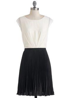 Classical Piano Concert Dress, #ModCloth