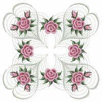 OregonPatchWorks.com - Sets - Pearl Roses Quilt 3