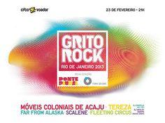 Grito Rock Mundo - Peças Gráficas - Logo 2013 | por Grito Rock Mundo