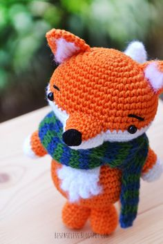 1000+ images about Amigurumi Zorros on Pinterest ...