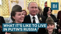 """What Its Like To Live In Putins Russia  According To An Investigative Reporter Luke Harding a journalist and the author of """"Collusion: Secret Meetings Dirty Money and How Russia Helped Donald Trump Win"""" explains why he believes Vladimir Putin may secretly be one of the richest people in the world. Following is a transcript of the video. Luke Harding: I think the thing people need to understand about Russia is that Russia is not Vladimir Putin. My name is Luke Harding. I'm a journalist and a…"""