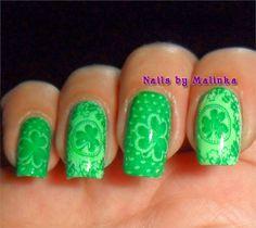 Nails by Malinka: St. Patrick's Day