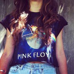 Pink Floyd t-shirt. #rock #rocktshirt #vintage