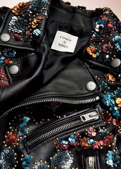 Here's Your First Look At Coach x Rodarte  #refinery29 http://www.refinery29.com/2017/03/146819/coach-rodarte-lookbook-handbag-pictures#slide-6