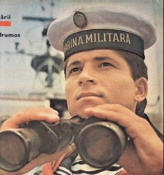 Sailor of the Romanian People's Navy.
