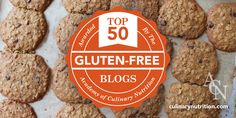 We're counting down our top 50 Academy of Culinary Nutrition-approved gluten-free food blogs, including Elana's Pantry, YumUniverse and more.