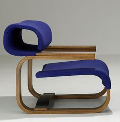 Jan Bocan; Bent Rosewood Armchair for the Czech Embassy in Stockholm, 1972.
