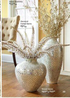 Idea for re-surface a vase