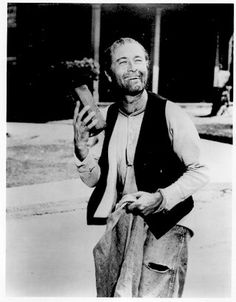 Andy Griffith Show's Ernest T. Bass--love him! I agree! He was my all time favorite character on the show!