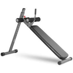 XMark 12 Position Ergonomic Adjustable Decline Ab Bench - This was exactly what i needed at a reasonable price.This XMark Fitness that is ranked 12694 Fitness Gym, Muscle Fitness, Physical Fitness, Fitness Plan, Fitness Watch, Fitness Motivation, Ab Machines, Ab Workout Machines, Exercise Machine