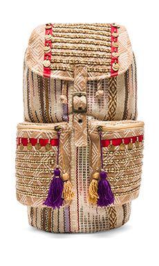 STELA 9 Shiva Backpack in Natural | REVOLVE