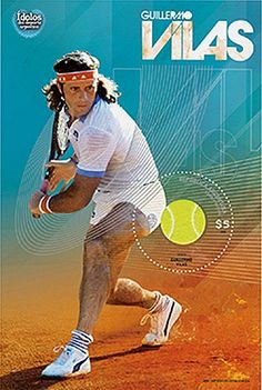 Argentine Post released the stamp series features the Argentine's Sport Idol II on September The athletes have featured are Guill. Drew Van Acker, Jimmy Connors, Tennis Legends, Rugby Men, Vintage Tennis, Sports Personality, Rare Stamps, Tennis Players, Stamp Collecting