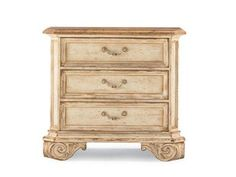 #EliteFurnitureGallery #HickoryWhiteFurniture #NCfurniture Shop for Hickory White Bedside Table with Marble Top, 175-71M, and other Bedroom Nightstands at Elite Interiors in Myrtle Beach, SC. Stow in style with the help of this charming chest.  A fashionable build and trendy looks combine effortlessly to provide you with a versatile chest that does it all.