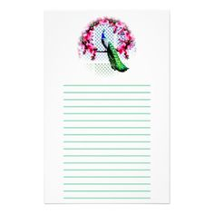 http://www.zazzle.com.au/peacock_cherry_blossoms_and_lattice-229230823538140103?rf=238523064604734277 Peacock Cherry Blossoms And Lattice - This stationery features a peacock perching on a cherry blossom branch in front of a lattice wall.