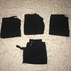 Black Sze 2 Ankle/Cropped Pants Bundle! - Mercari: Anyone can buy & sell