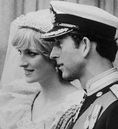 Charles & Princess Diana