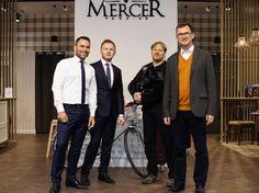 Mercer Szycie na Miarę - Poznań i Warszawa #mercerfashion #tvp #suit #modamęska #garnitur #szycienamiare #Warszawa #Poznan