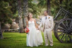 Antique Wagon Casey   Ben wedding, Los Barriles, Mexico Juan Carlos Tapia Photography RANCHO LEONERO RESORT