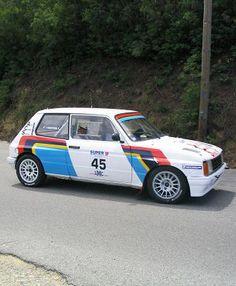 Talbot Samba Rallye Gr.B