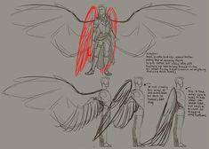 •Angel wings | Крылья ангела • Drawing | рисовать