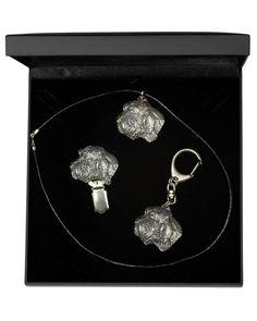 Casket, Jewelry Sets, Statue, Drop Earrings, Chain, Dogs, Silver, Gifts, Stuff To Buy