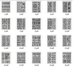 Grandmothers pattern book christian symbols in filet crochet vintage baby crochet patterns catalog of patterns antique filet crochet dt1010fo