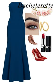 """""""THE BACHELERRETE"""" by zahrasayyid on Polyvore featuring Alexander McQueen, Forever 21, Christian Dior, Jill by Jill Stuart and Gucci"""