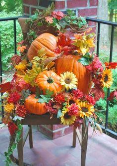 Idee per arredare il portico in autunno (Foto 20/40) | Design Mag