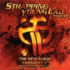 Tour EP  2003 Front 242, Skinny Puppy, Young Lad, Industrial, Tours, Industrial Music