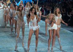 Lingerie/ Gli angeli di Victoria's Secret a New York