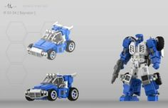 Iron Factory IF EX-54 Bayrazor (Beachcomber) Transformers, Iron, Third Party, Toys, Car, Activity Toys, Automobile, Clearance Toys, Gaming