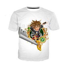 670d6b7b3 kingdom hearts 3d print t shirts sweatshirts hoodies pants fashion men  harajuku funny