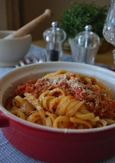more than burnt toast: Bolognese di Casa Mia and a Pasta Factory Tour in The Heart of Italy