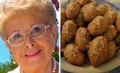 Greek Sweets, Greek Desserts, Greek Recipes, Greek Cookies, Cookie Recipes, Dessert Recipes, Cooking Cake, Christmas Sweets, Peanut Butter Cookies