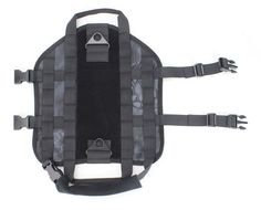 Police K9 Tactical Dog Harness
