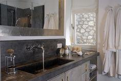 Villa Anacapri, Ancapri - Italy - mediterranean - bathroom - other metro - Fabrizia Frezza Architecture & Interiors