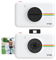 Software Free Now: Polaroid Snap Camera Features Playful Options