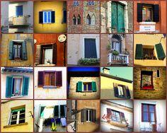 Italian Windows in January