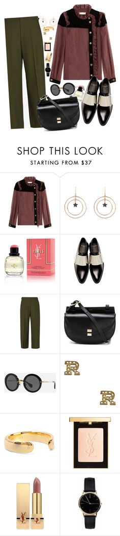 """Sweet Spot"" by chelsofly ❤ liked on Polyvore featuring Philosophy di Lorenzo Serafini, Latelita, Yves Saint Laurent, Givenchy, Maison Margiela, Chloé, Miu Miu, ZoÃ« Chicco, Scosha and Freedom To Exist"