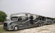 A great motor-home. This is travelling in style =D #RV #Volvo #Motorhome