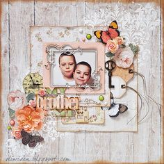 My Brother & ME *GD Scrapiniec* - December at Scrapiniec (chipboard). For…