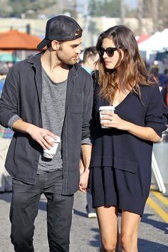 Paul Wesley and Phoebe Tonkin Hold Hands After Their Breakup