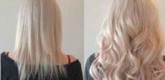 Les extensions Cheveux : Des Photos Hallucinantes  Avant Après