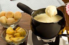 Fondue de pão de queijo