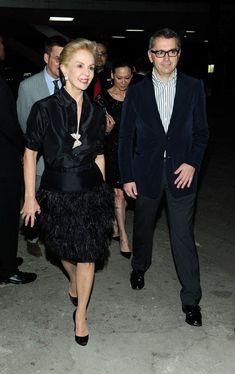 Carolina Herrera Knee Length Skirt - Carolina Herrera Clothes Looks - StyleBistro
