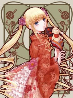 shinku rozen maiden | neko-manga-neko » Photos » Shinku (rozen maiden) » 049